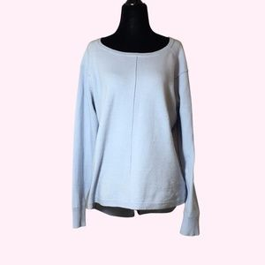 French Connection Periwinkle Blue Sweater
